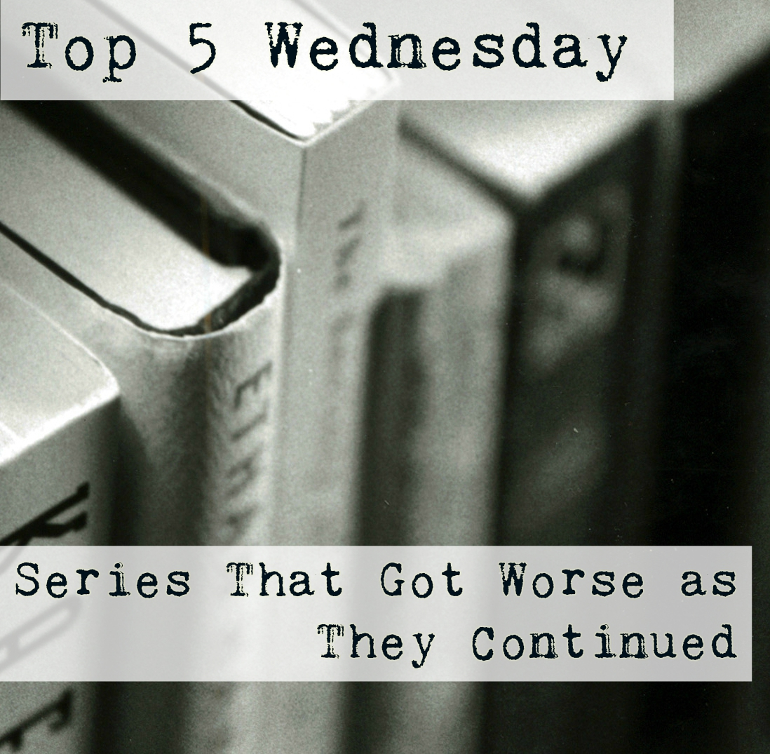 Top 5 Series That Went Downhill