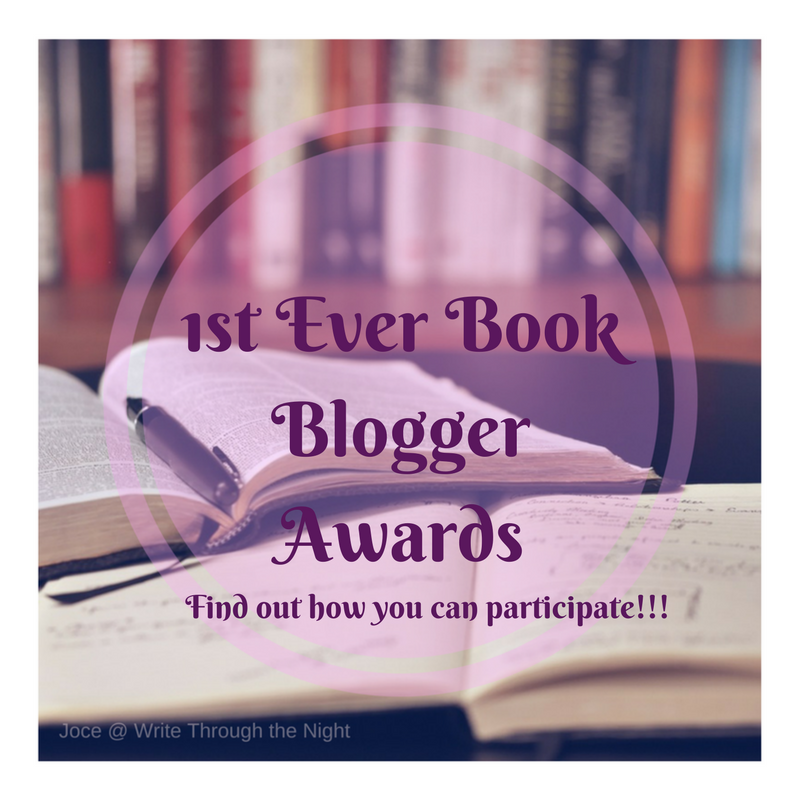 Book Blogger Award Nominations