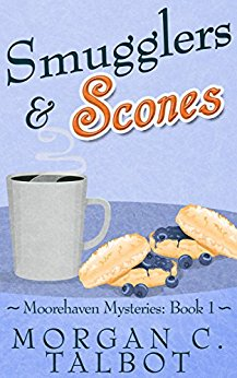 Review: Smugglers and Scones (A Cutesy, AdorableMystery)