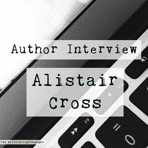 Author Interview: Alistair Cross