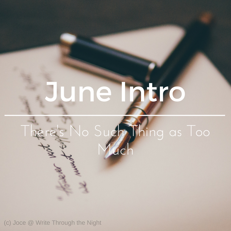 June Intro: The Start of Freedom Means More (Hopefully) Reading