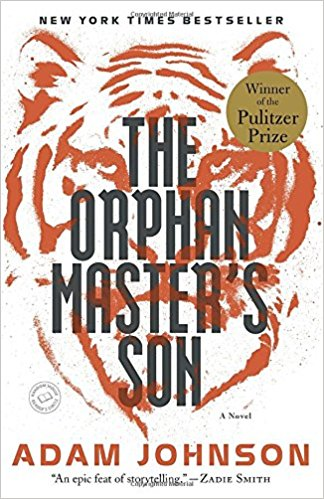 DNF Review: The Orphan Master's Son (Good for SleepingTo)