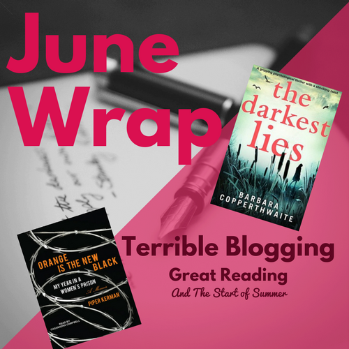 June Wrap: It Means Summer Lovin' and Readin'
