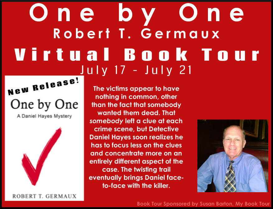 Book Tour: Bringing Back Robert Germaux, This Time with Fiction
