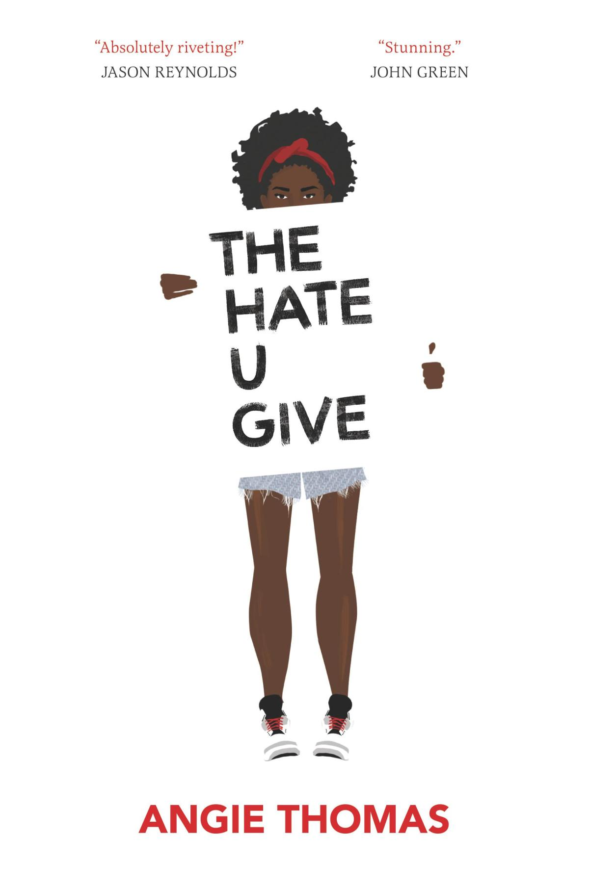 Review: The Hate U Give (I'm fangirling so hard right now)