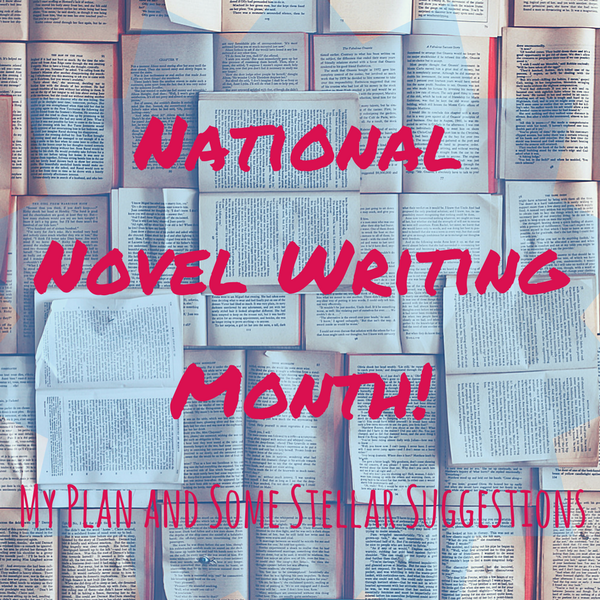 My NaNoWriMo Plan // Suggestions forYou