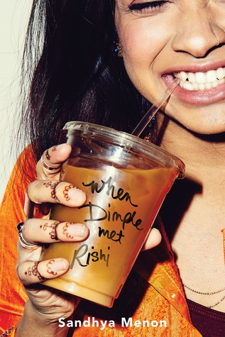 Review: When Dimple Met Rishi // The Cutest YA Romance I've Read in a While