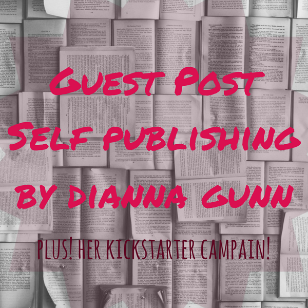 Guest Post: The Power of Self Publishing