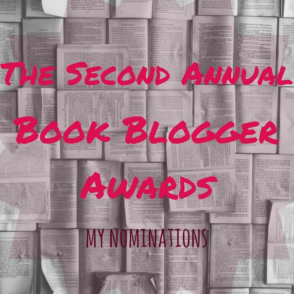 Book Blogger Awards: MyNominations