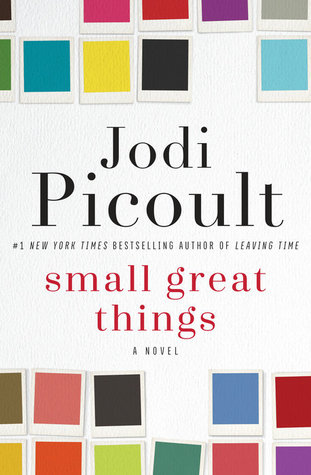 Review: Small Great Things // Eye Opening and Attention Grabbing