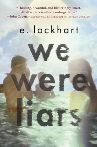 Review: We Were Liars // Exciting Mystery and Glowing Romance